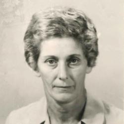 Maria Nadalini ved. Del Ponte