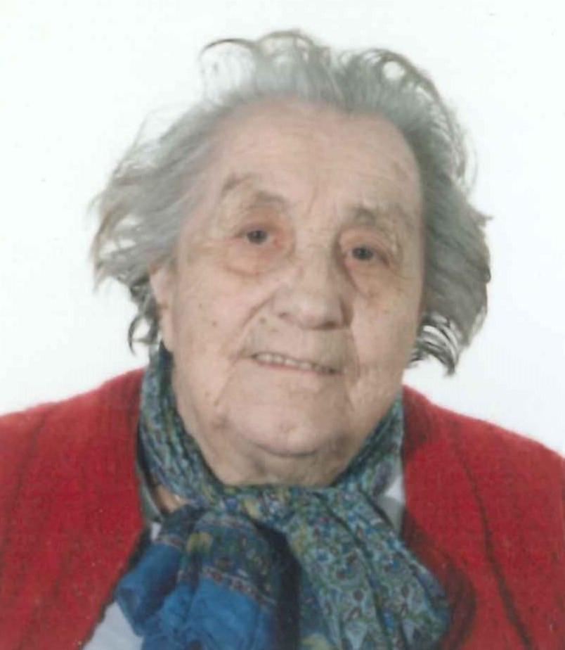 Annunziata Mattiussi (Gemma) ved. Mestroni