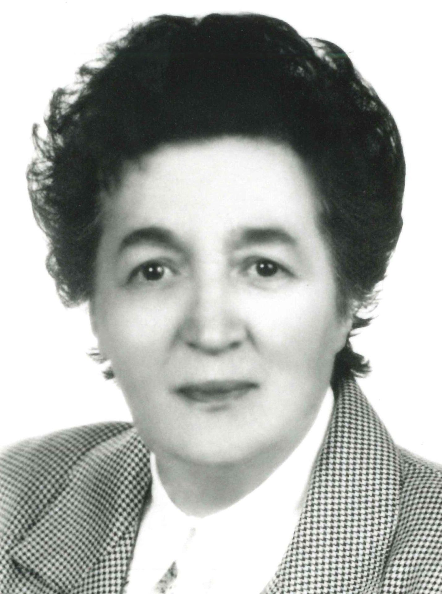 Mafalda Romanello ved. Marcuzzi