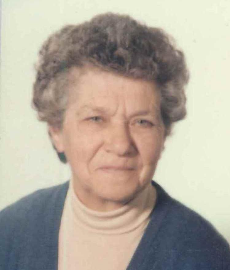 Teresa Danello ved. Peresson