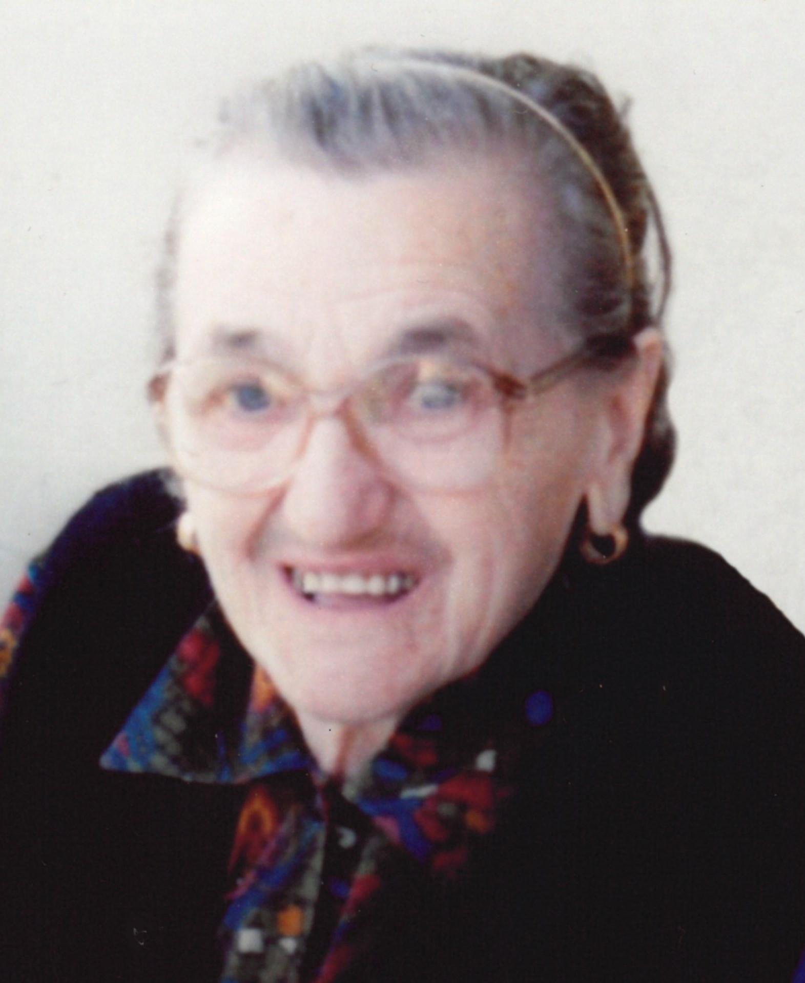 Teresa Tomada ved. Giacomini