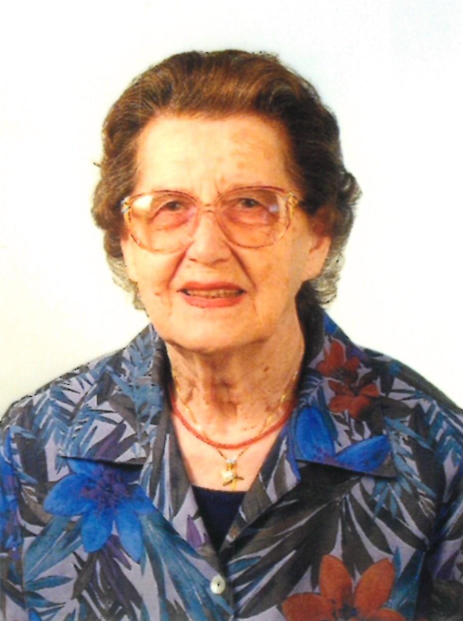 Anna Tosolini ved. Fabbro