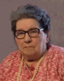 Maria D'Odorico ved. Pascolo