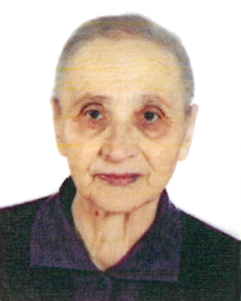 Luigia Merlo ved. Di Lenarda