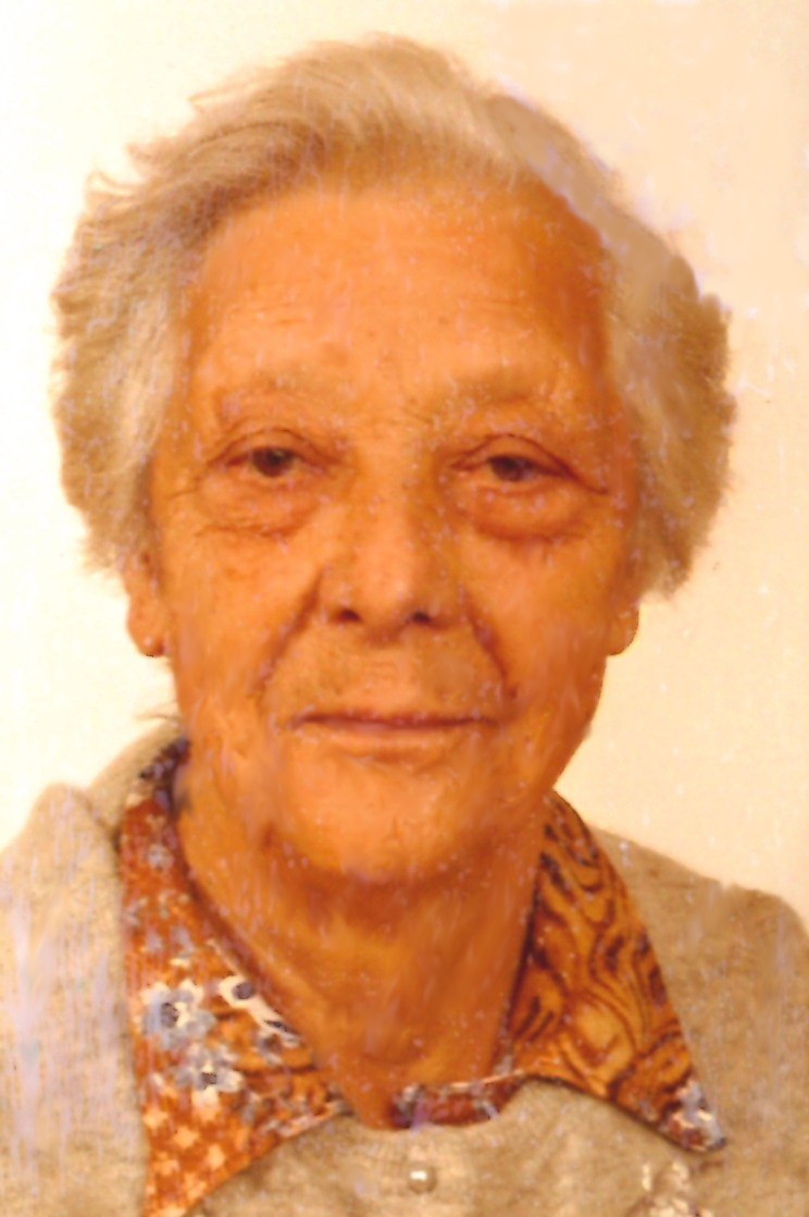 Margherita Mattiussi ved. Mattiussi (Elda)