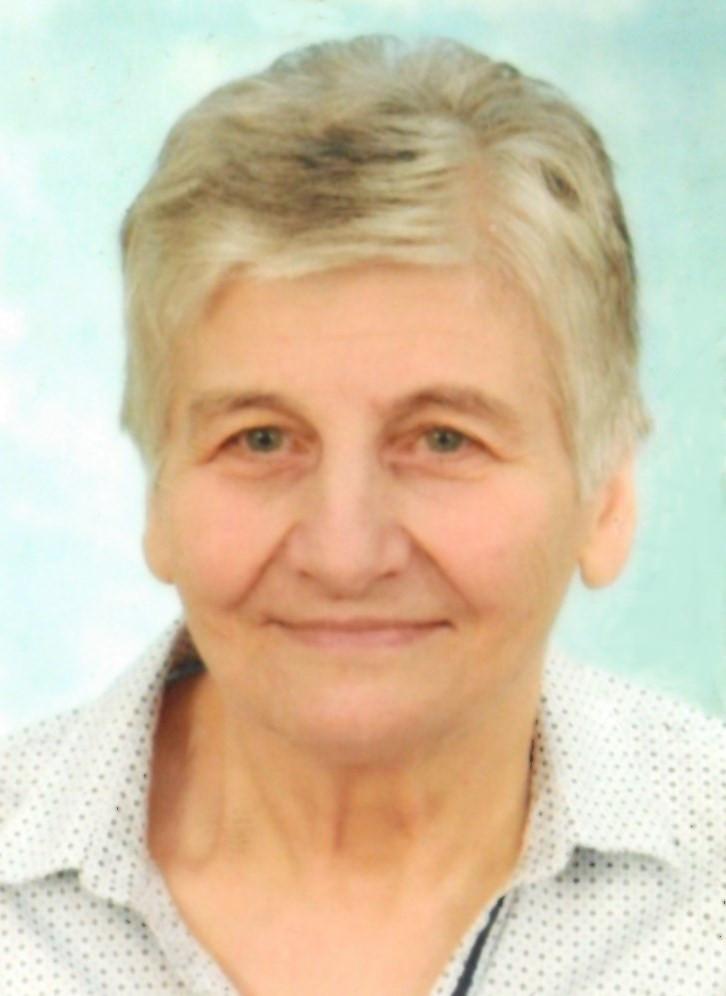 Maria Gosparo in Toppano