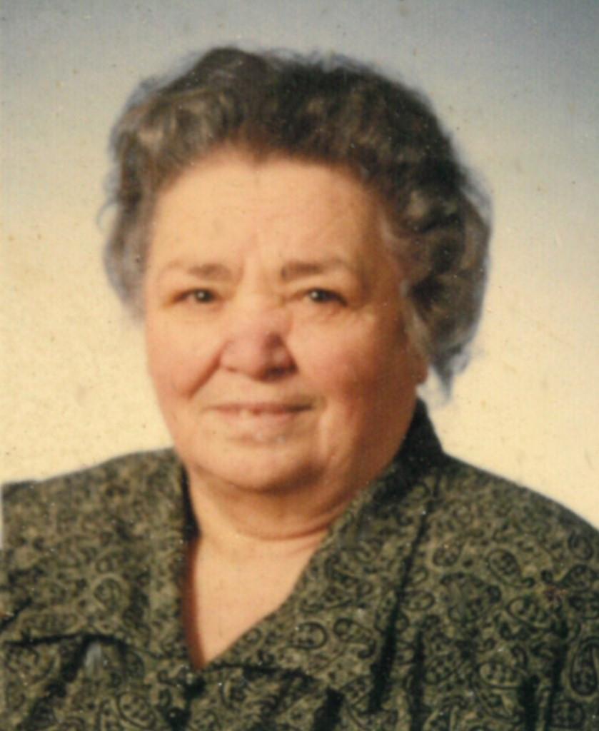 Maria Zanuttigh ved. Della Pietra
