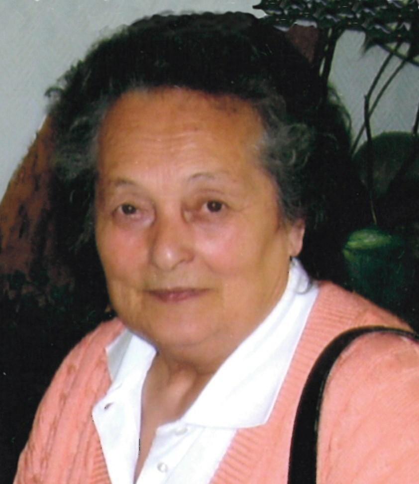 Alida Cargnelli in Della Maestra