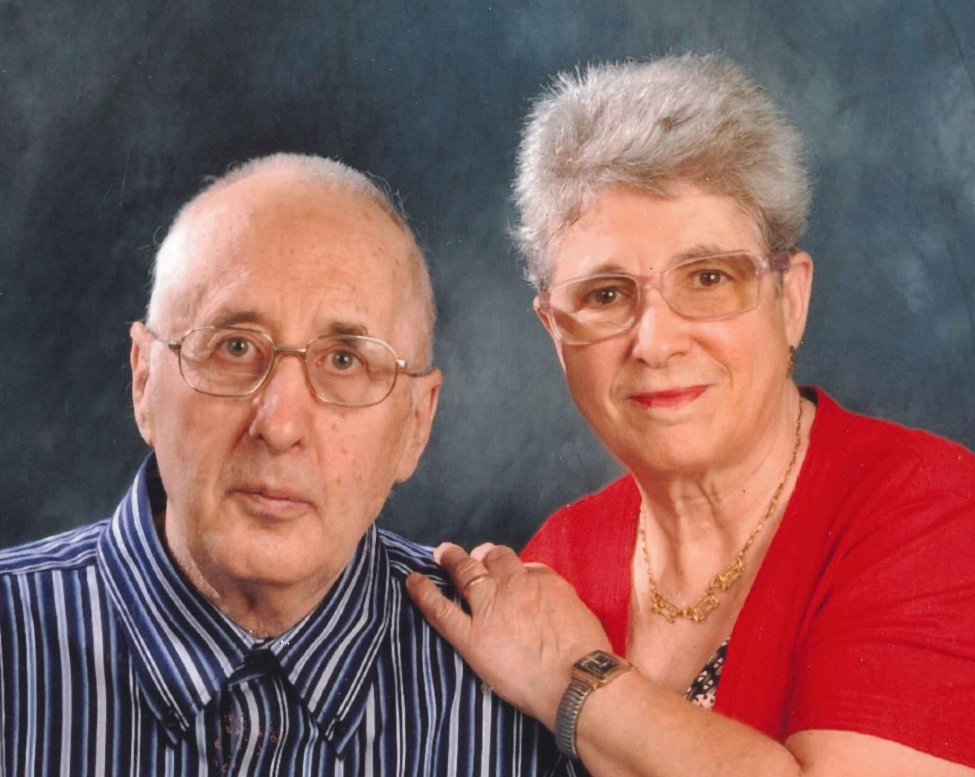Valentino Dell'Angela e Maria Greco