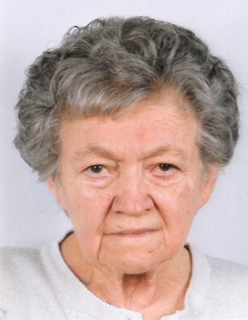 Maria D'Agostina in Geatti