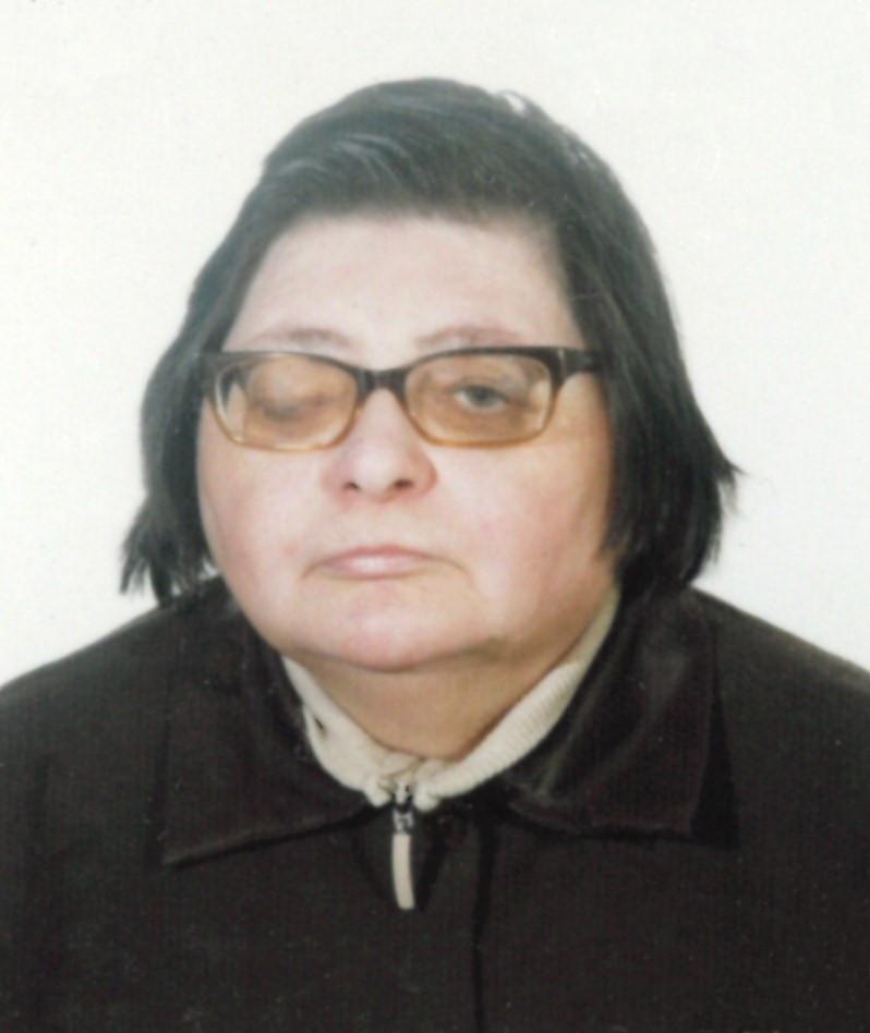Sandra Venturini in Chiesa