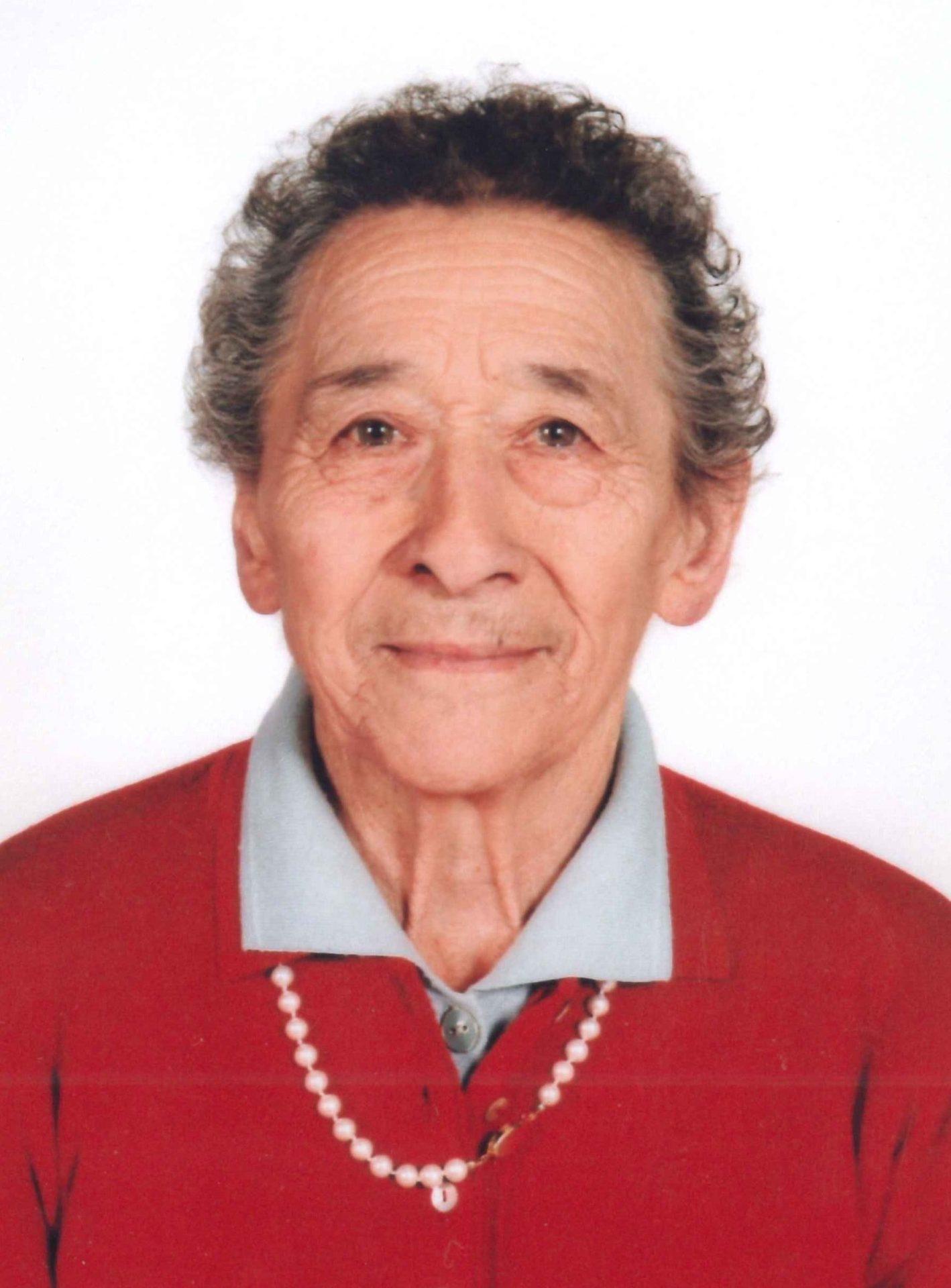 Maria Scodellaro ved. Castellani