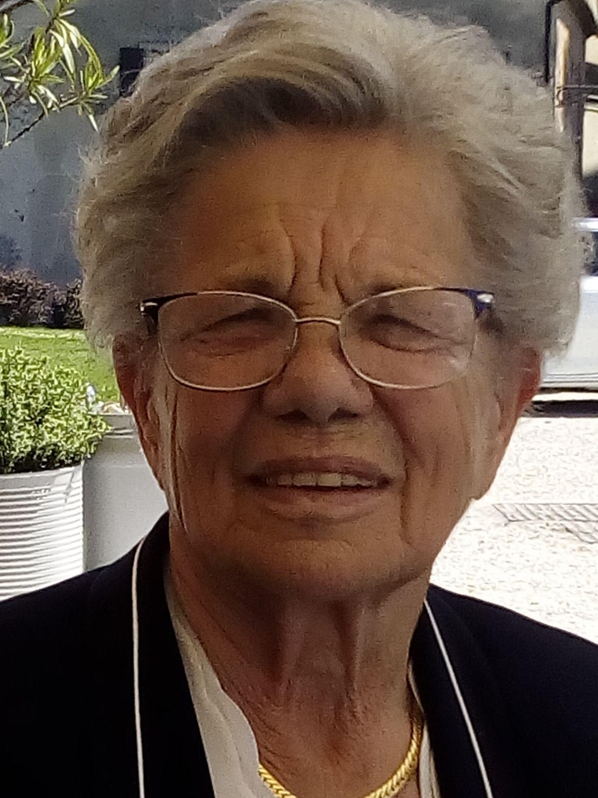 Anna Maria Gorasso ved. Dusso