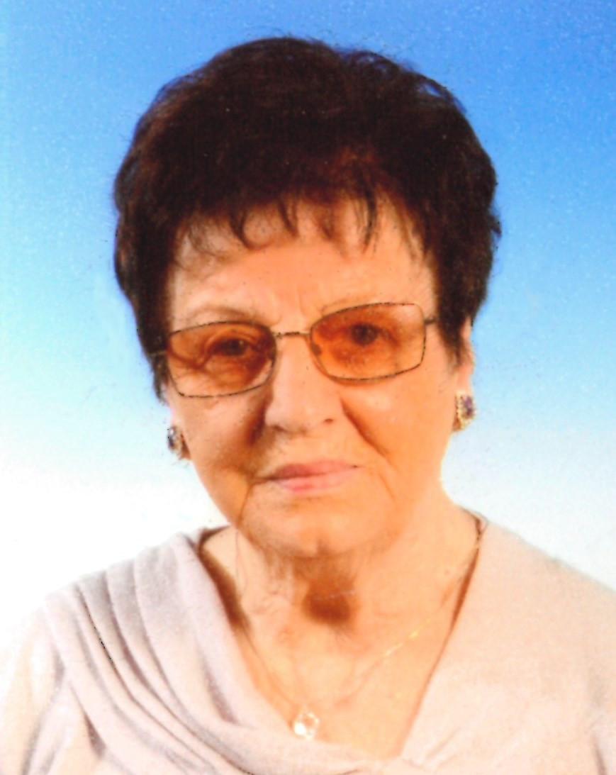 Ervolina Corubolo ved. Mariuzza